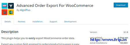 Advanced-Order-Export-for-WooCommerce