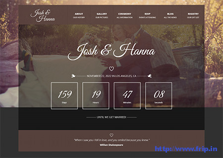 Aimer-Wedding-Template