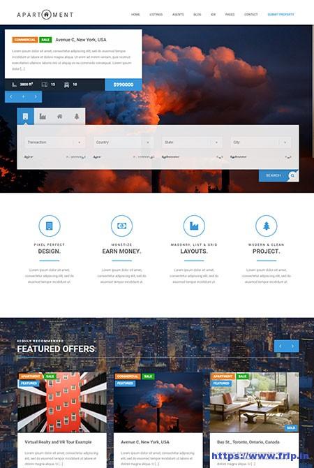 Apartment-WP-Real-Estate-WordPress-Theme
