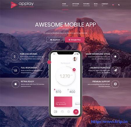 Applay-App-Showcase-&-App-Store-Theme