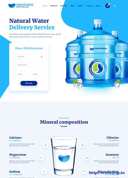 Aquaterias-Drinking-Water-Delivery-WordPress-Theme
