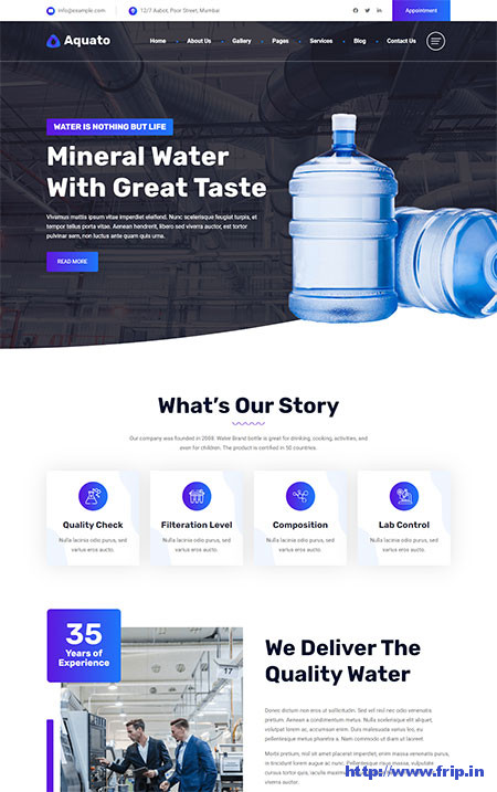 Aquato-Drinking-Water-Delivery-Theme