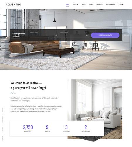 Aquentro-Single-Property-WordPress-Theme