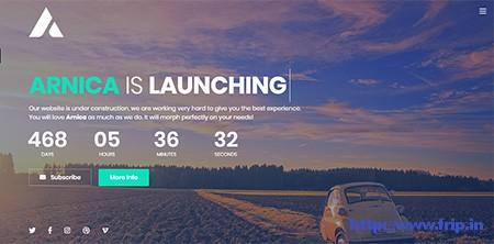 Arnica-Coming-Soon-WordPress-Plugin