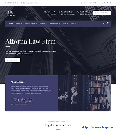 Attorna-Law-&-Attorney-WordPress-Theme