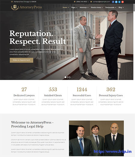Attorney-Press-Lawyer-WordPress-Theme