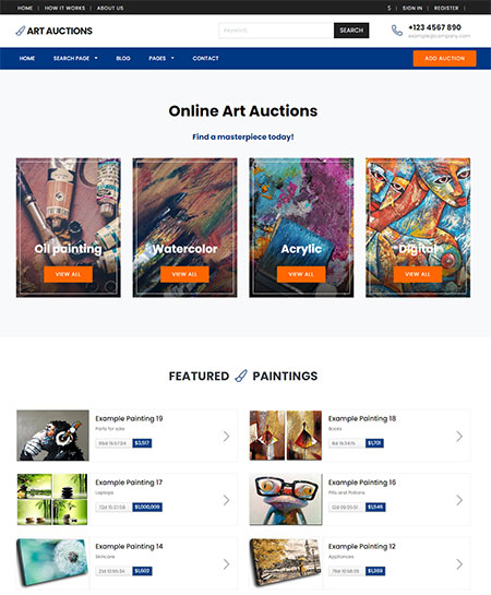 AuctionPress-WordPress-Auction-Theme