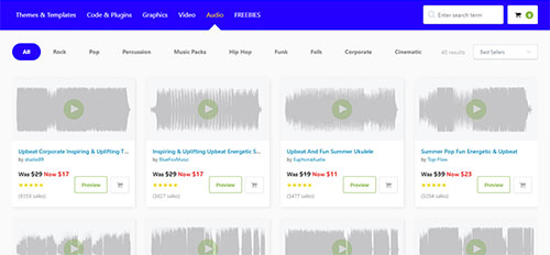 AudioJungle-Web-Designer-Sale