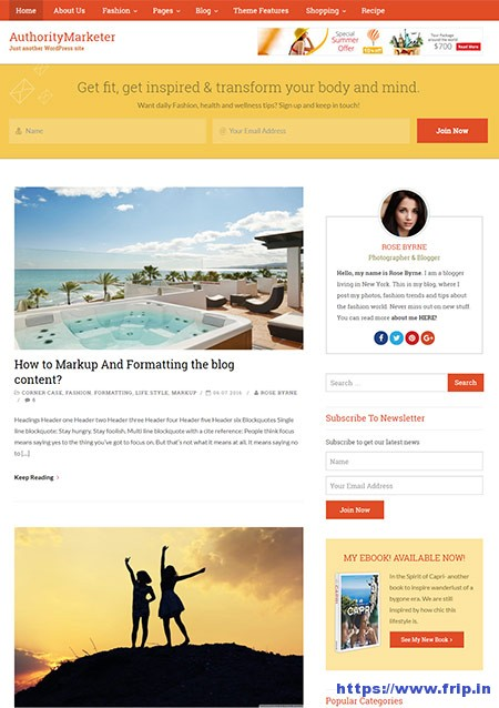 Authority-Marketer-WordPress-Theme