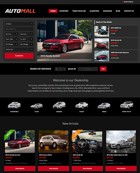 Automall-Car-Dealership-WordPress-Theme
