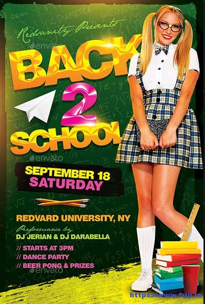 Back-2-School-Flyer