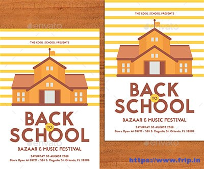 Back-To-School-Flyer