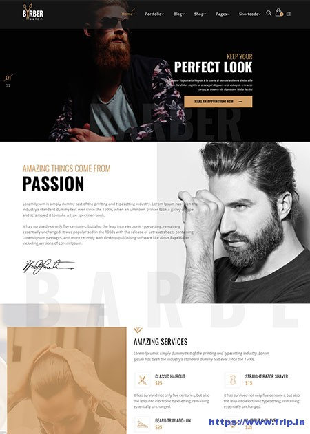 Barber-Hair-&-Beauty-Salons-WordPress-Theme