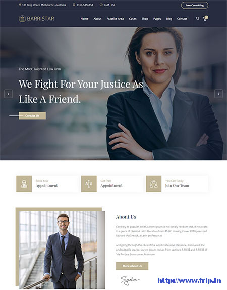 Barristar-Lawyer-WordPress-Theme