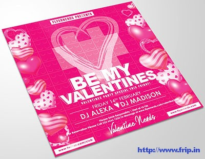 Be-My-Valentine-Flyer