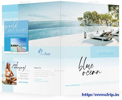 Beach-Resort-Bifold-Brochure