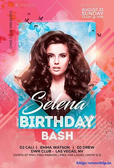 Birthday-Bash-Flyer
