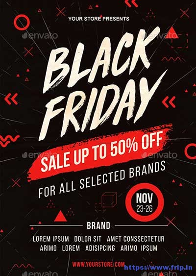 Black-Friday-Flyer
