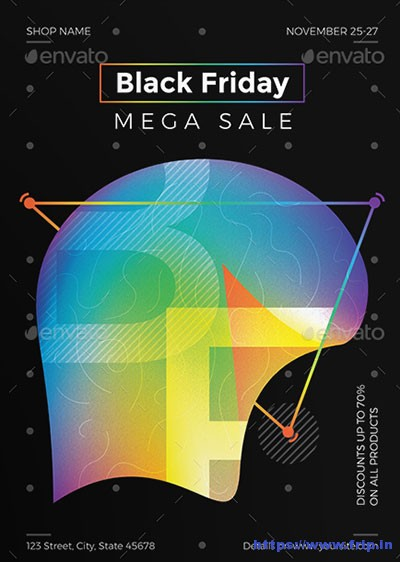 Black-Friday-Flyers