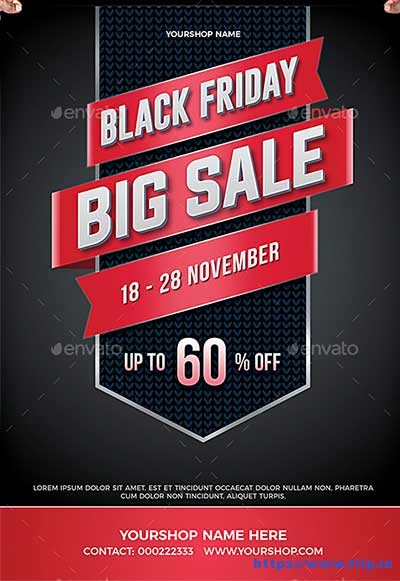 Black-Friday-Sale-Flyer-Template