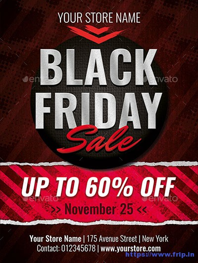 Black-Friday-Sales flyer