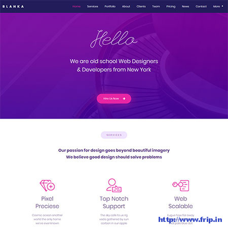 Blanka-One-Page-WordPress-Theme