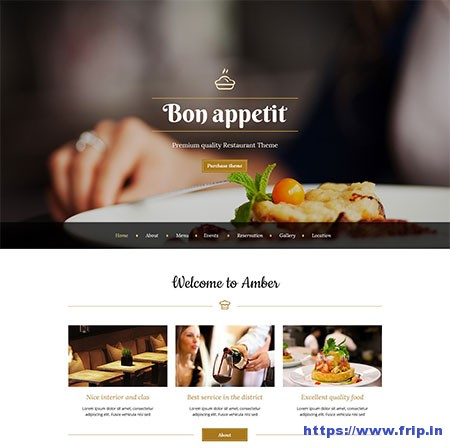 Bon-Appetit-Restaurant-WordPress-Theme