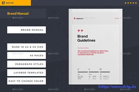 Brand-Manual-template