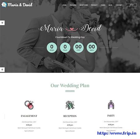 Bride-Wedding-HTML-Templates