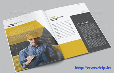 Brochure-Template