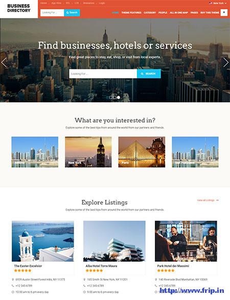 Business-Directory-WordPress-Theme