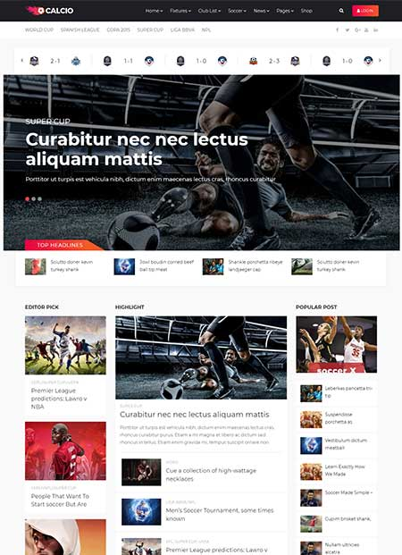 Calcio-Soccer-&-Football-WordPress-Theme