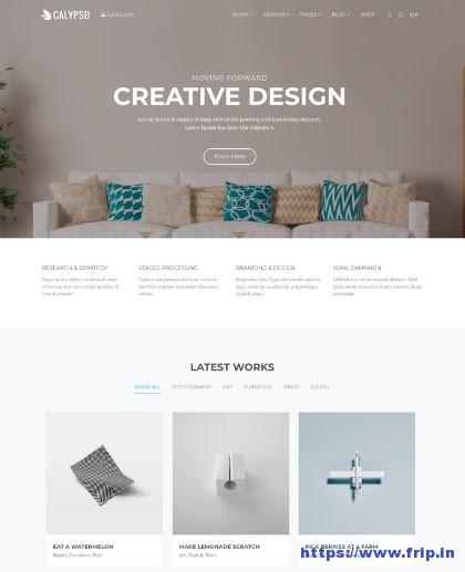 Calypso-Portfolio-Multipurpose-WordPress-Theme