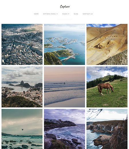 Capture-Portfolio-WordPress-Theme