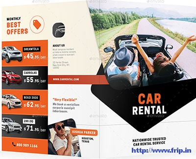 Car-Rental-Trifold-Brochure