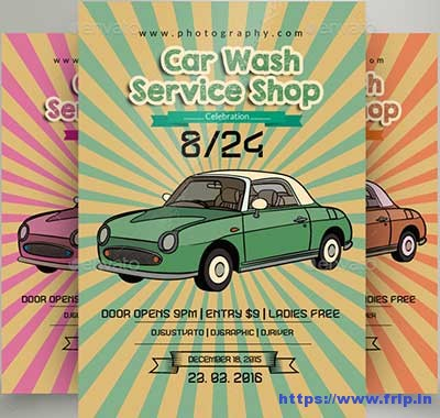 Car-Wash-Flyer-Template