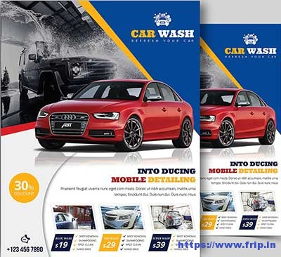 Car-Wash-Flyer-Template-Vol-4