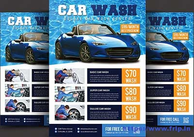 Car-Wash-Flyers