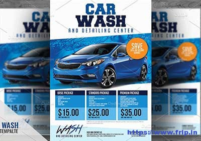 Car-Wash-Services-Flyer