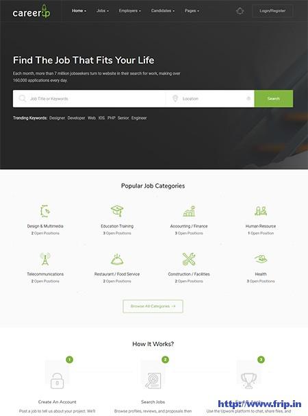 Careerup-Job-Board-WordPress-Theme