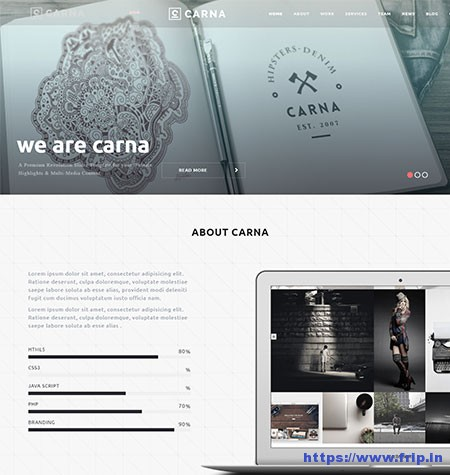 Carna-Multi-Purpose-Website-Template
