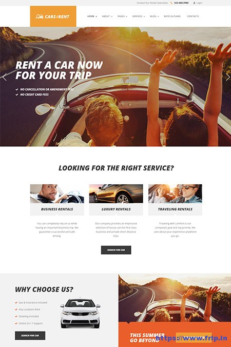 Cars4Rent-Taxi-Service-WordPress-Theme