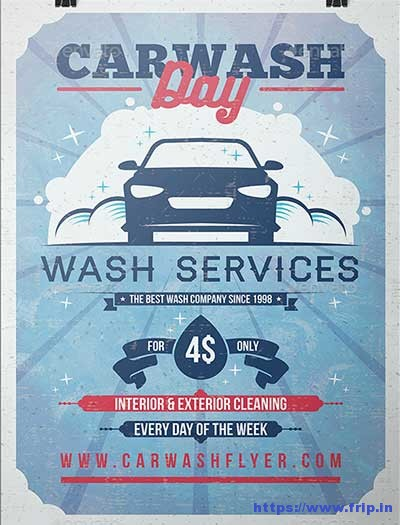 Cash-Wash-Flyer-Template