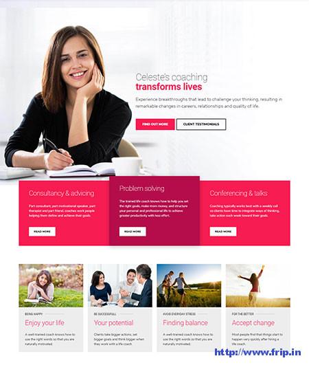 Celeste-Life-Coach-WordPress-Theme