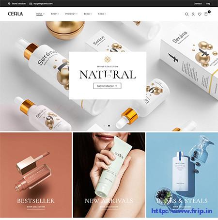 Cerla-WooCommerce-Theme