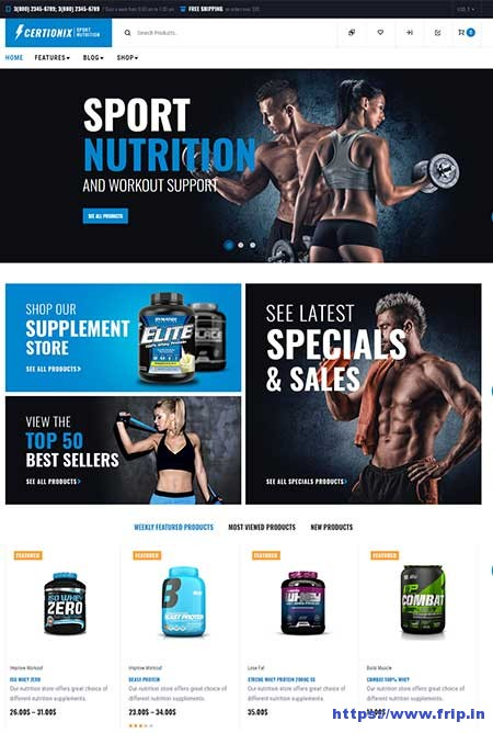 Certionix-Sport-Nutrition-WooCommerce-Theme