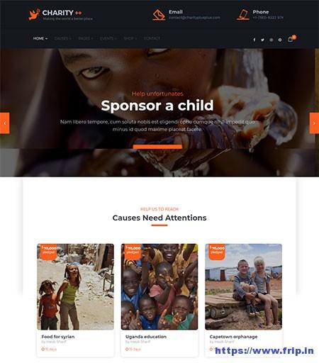 Charity-Plus-Crowdfunding-WordPress-Theme