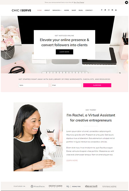 ChicServe-Feminine-WordPress-Theme