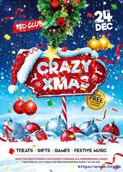 Christmas-Celebration-Poster