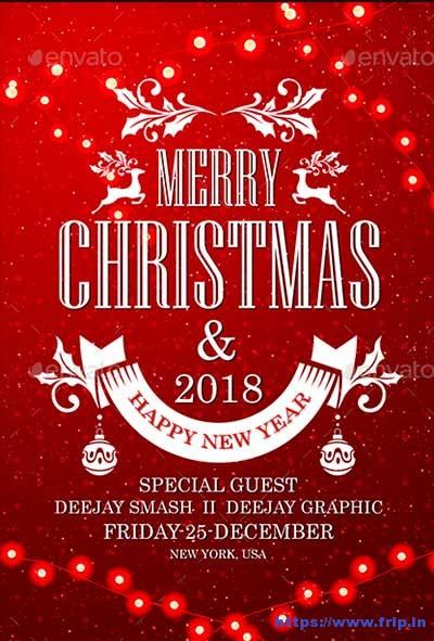Christmas-Flyer